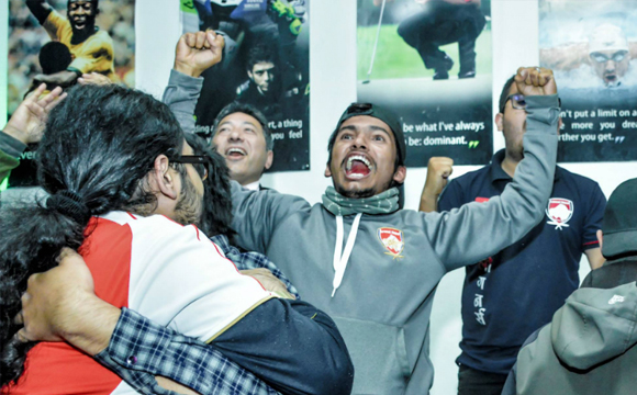 How EPL fan clubs are spicing up football culture in Kathmandu